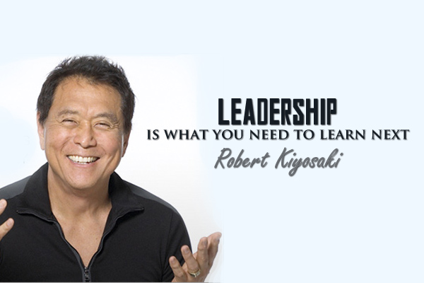 Leadership is what you need to learn next