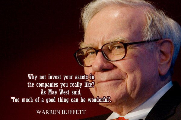 Why not invest your assets.